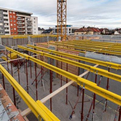 Lakásépítés magas műszaki tartalommal
