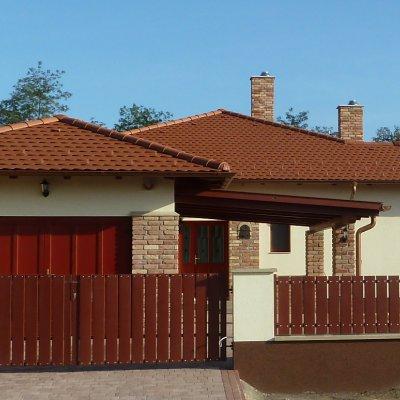 Családi ház építés - Bábolna